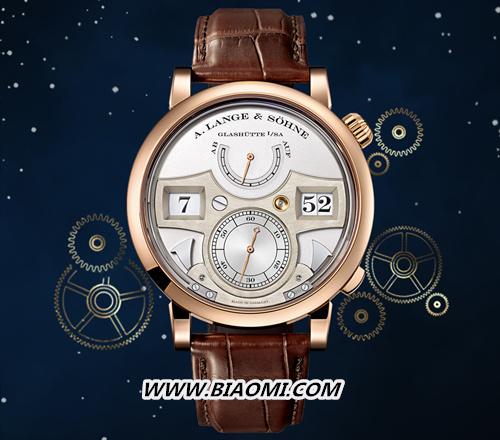 璀璨冬日 朗夜星空 为您甄选来自德国萨克森的圣诞臻品 名表赏析 第3张