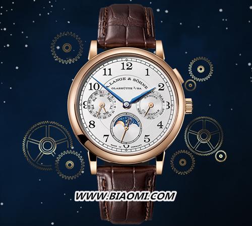 璀璨冬日 朗夜星空 为您甄选来自德国萨克森的圣诞臻品 名表赏析 第4张