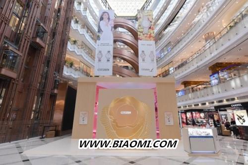 西铁城花语风吟系列主题巡展上海站优雅开幕 名表赏析 第1张