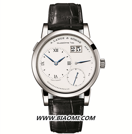 LANGE 1精钢腕表创下拍卖记录 朗格于富艺斯拍卖会为珍罕腕表缔造瞩目价值 名表赏析