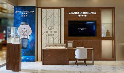 GP芝柏表苏州久光百货店倾情揭幕,感受高级时计的缱绻时光之美