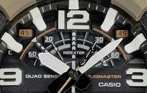 G-SHOCK与英国陆军联动 推出Mudmaster别注腕表