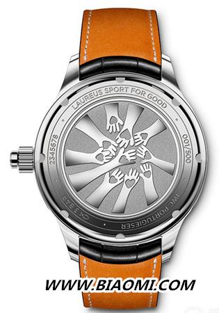 IWC万国表推出首枚葡萄牙系列手动上链单按钮计时腕表 名表赏析 第2张
