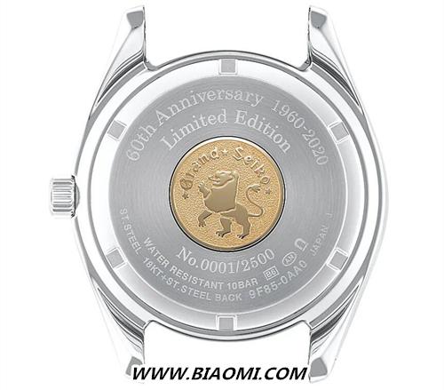 精工冠蓝狮推出4款60周年纪念腕表 哪款价更高? 名表赏析 第3张