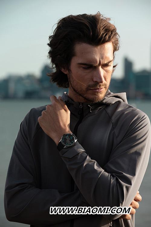 TAG HEUER泰格豪雅推出新一代奢华智能腕表 智能手表 第3张