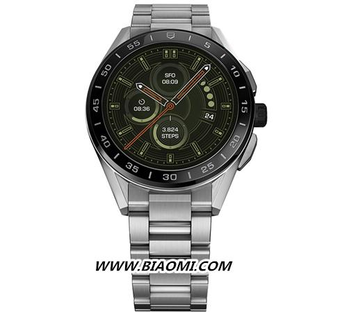 TAG HEUER泰格豪雅推出新一代奢华智能腕表 智能手表 第5张