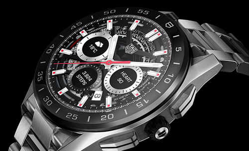 TAG HEUER泰格豪雅推出新一代奢华智能腕表