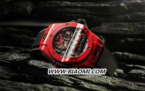 HUBLOT宇舶表BIG BANG MP-11 红色魔力腕表 融合红色元素,流淌炽热激情 名表赏析 第1张