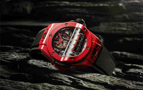 HUBLOT宇舶表BIG BANG MP-11 红色魔力腕表 融合红色元素,流淌炽热激情