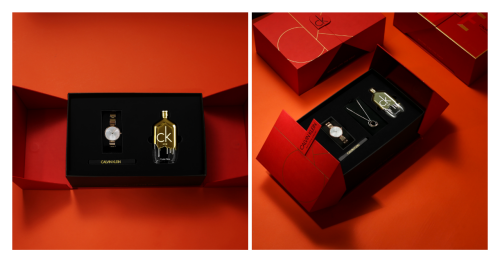 『红』流,看我『表』现 CALVIN KLEIN2020 520 臻选轻奢限定礼盒全球首发 名表赏析 第4张