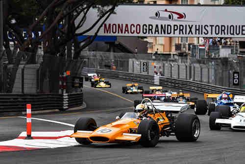 TAG Heuer泰格豪雅携手摩纳哥汽车俱乐部 成为摩纳哥古董车大奖赛官方赞助商与官方计时