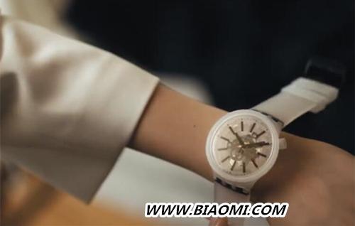 Swatch 半透明腕表 演绎夏日潮流风尚 情侣表 Swatch BIG BOLD 热点动态  第3张