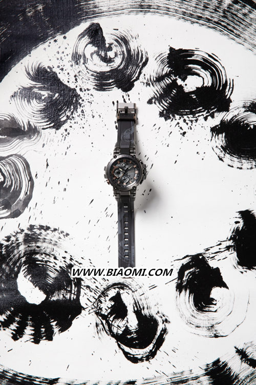 太极轮回,唯变至坚! G-SHOCK Formless 太极主题系列Design by 陈英杰(画图男) 热点动态 第4张