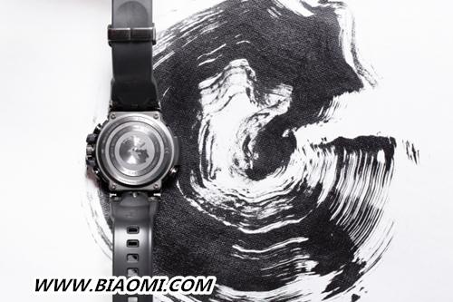 太极轮回,唯变至坚! G-SHOCK Formless 太极主题系列Design by 陈英杰(画图男) 热点动态 第6张