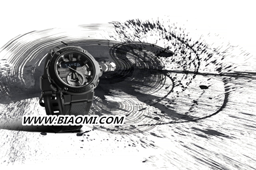 G-SHOCK中国风——太极主题系列手表 由中国90后艺术家陈英杰完成 名表赏析 第3张
