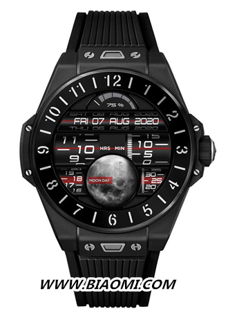 宇舶推出智能腕表 Big Bang外形 智能手表 第2张