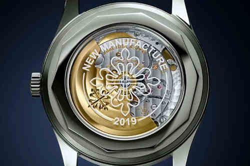 百达翡丽2020首枚新品腕表亮相——限量版Ref. 6007A