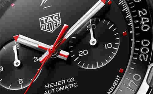 泰格豪雅再度携手FRAGMENT DESIGN创始人藤原浩 推出灵感源自赛车运动的限量版时计