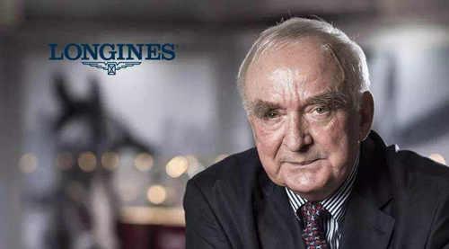 在浪琴任职51年后 79岁的CEO霍凯诺先生终于迎来退休