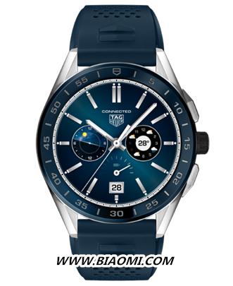 夏日灵感 乘风破浪 TAG HEUER泰格豪雅荣耀呈现奢华智能腕表全新力作 智能手表 第5张