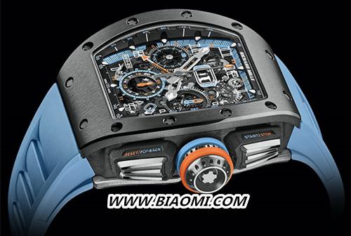 里查德米尔全新 RM11-05全球限量腕表 全球限量140枚 名表赏析 第1张