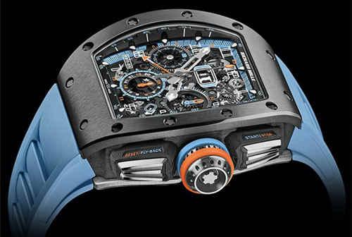 里查德米尔全新 RM11-05全球限量腕表 全球限量140枚