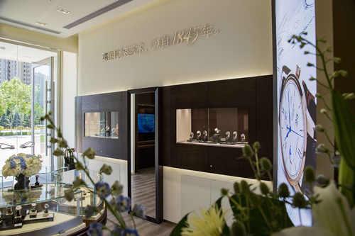 德系高级制表品牌闪耀冰城 格拉苏蒂原创哈尔滨银泰购物中心专卖店正式启幕