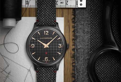 萧邦L.U.C XP Il Sarto Kiton腕表 首次与西装品牌合作的款式