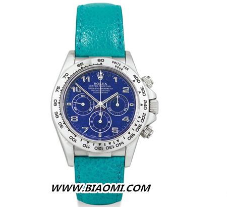劳力士新品热潮风 史上最贵腕表是哪款? 迪通拿 劳力士 名表赏析  第1张