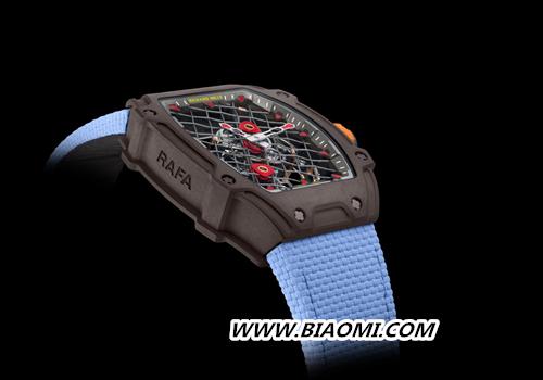 里查德米尔 RM 27 04 陀飞轮腕表  里查德米尔 RICHARD MILLE 陀飞轮 拉斐尔·纳达尔 名表赏析  第2张