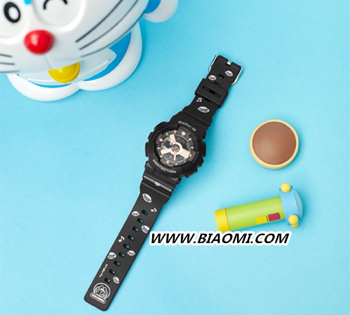 BABY G 与哆啦A梦合作 推出联名款 BABY G 卡西欧 哆啦A梦 热点动态  第3张