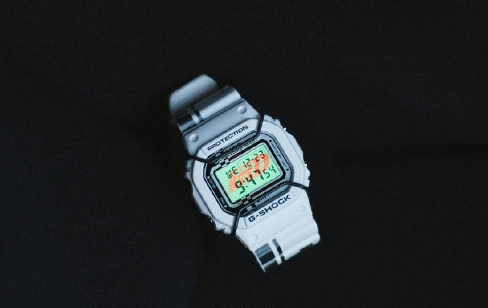 卡西欧推出《头文字D》版G SHOCK 头文字D G SHOCK 卡西欧 热点动态  第1张