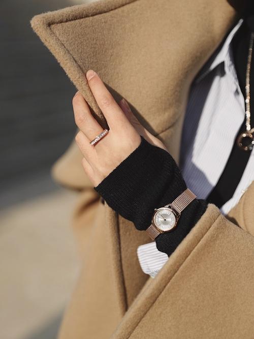 小巧灵动 腕间精灵 K3M minimal简约系列 中国独家款『小精灵』腕表轻巧上市 Calvin Klein 缠绕系列 守护系列 小精灵 CK 名表赏析  第2张
