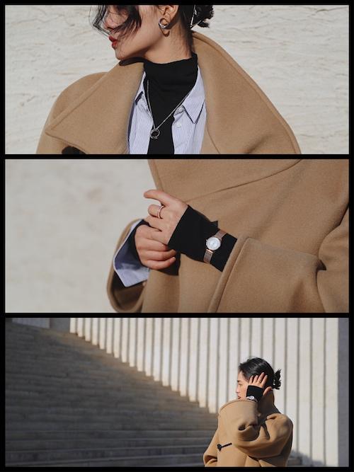小巧灵动 腕间精灵 K3M minimal简约系列 中国独家款『小精灵』腕表轻巧上市 Calvin Klein 缠绕系列 守护系列 小精灵 CK 名表赏析  第3张