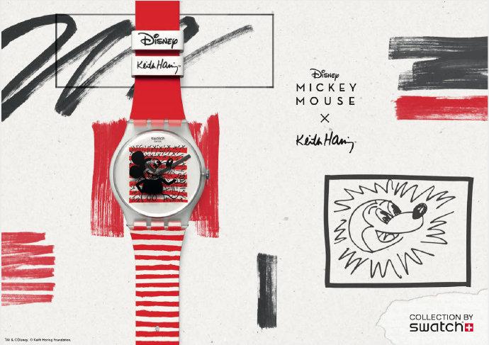 Swatch 鼠年收官之作还是鼠 米奇 斯沃琪 Swatch 名表赏析  第2张
