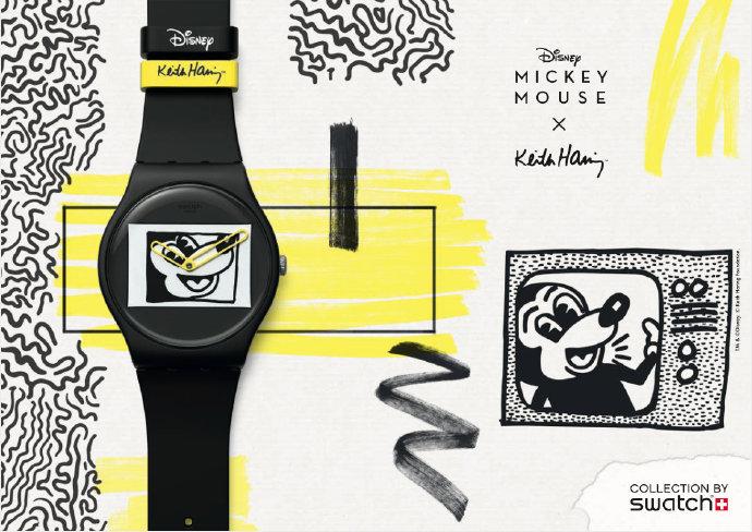 Swatch 鼠年收官之作还是鼠 米奇 斯沃琪 Swatch 名表赏析  第3张
