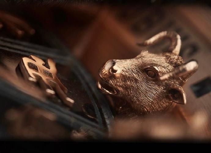 """罗杰杜彼推出全新版本""""圆桌骑士""""十二生肖 圆桌骑士 罗杰杜彼 名表赏析  第4张"""