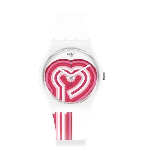 春节来了情人节还远么?看看Swatch的情人节特别款腕表 情人节 斯沃琪 Swatch 收藏保养  第4张